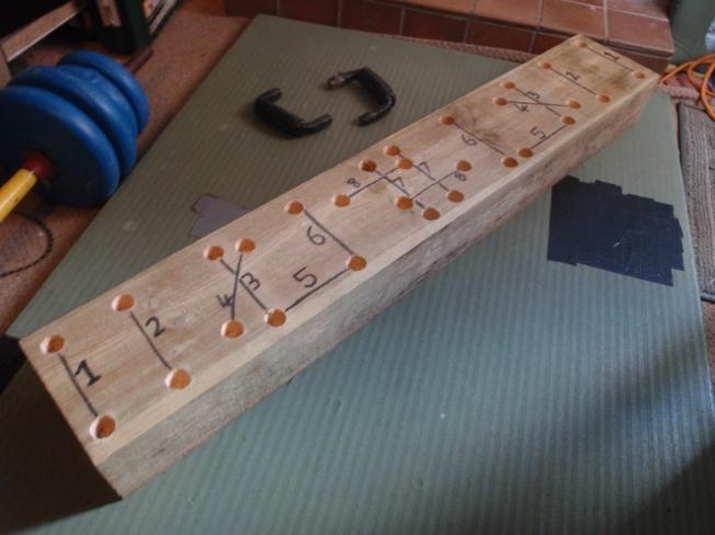 Chest board 1