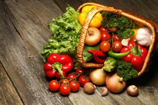 Real fresh food